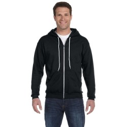 Anvil 71600 Adult Full-Zip Hooded Fleece