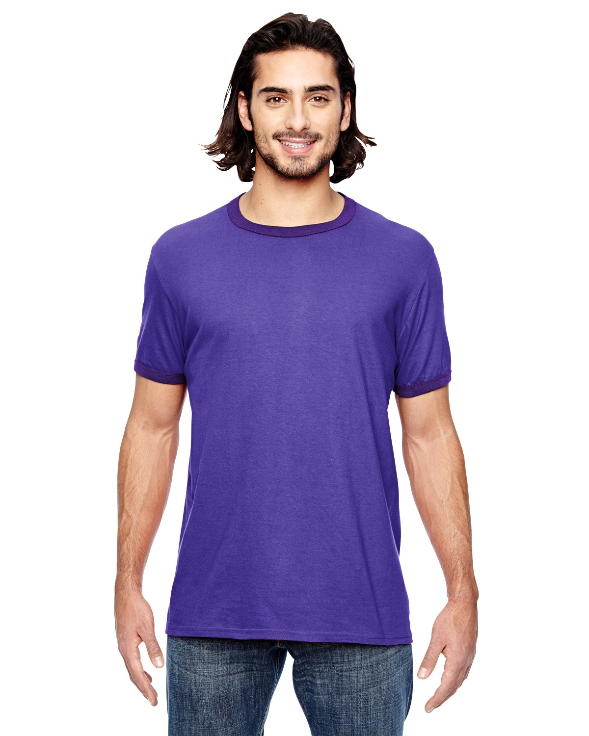 988AN Anvil H PURPLE/TR PUR