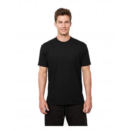 4210 Next Level 4210 Unisex Eco Performance T-Shirt HEATHER BLACK