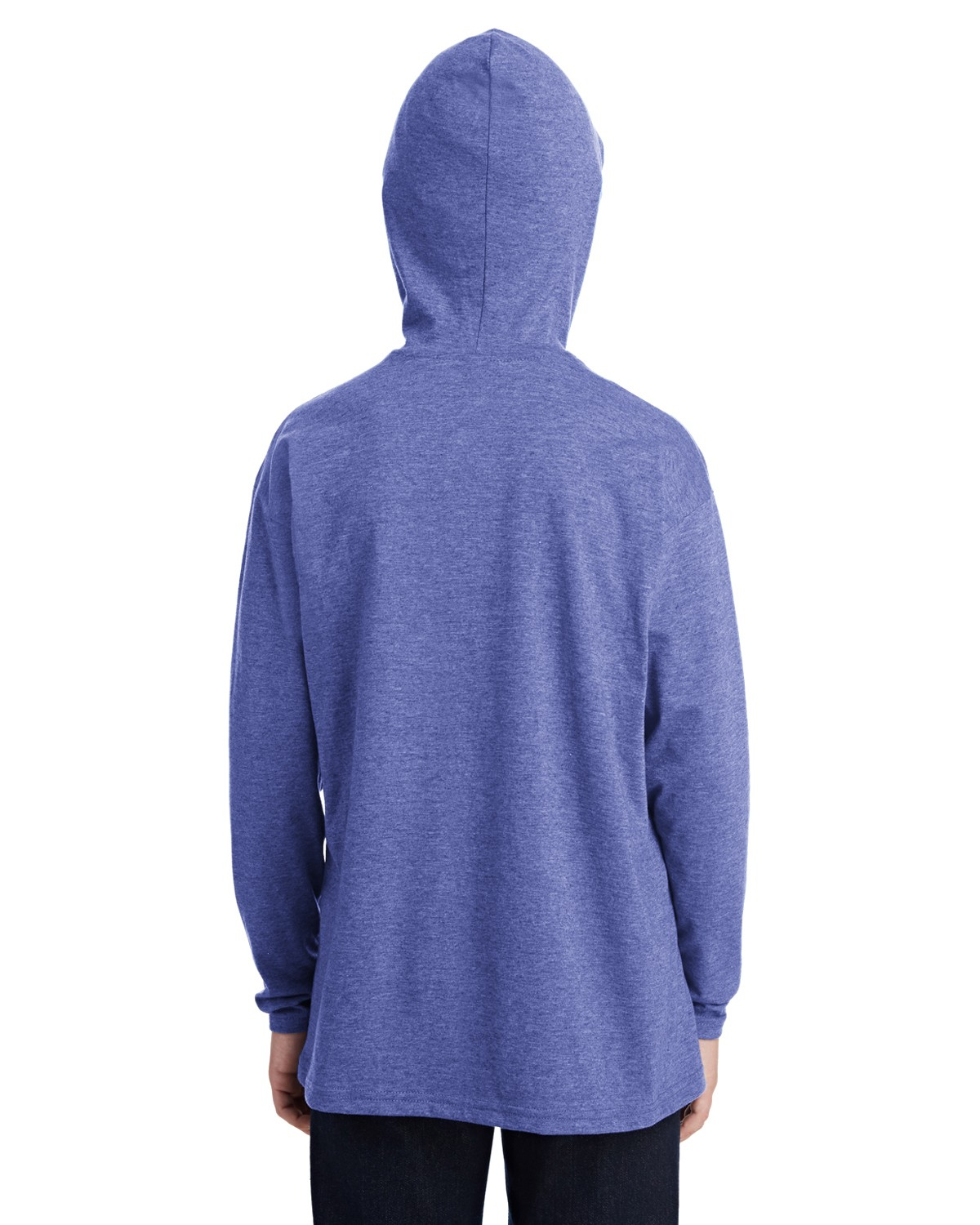 987B Anvil HEATHER BLUE