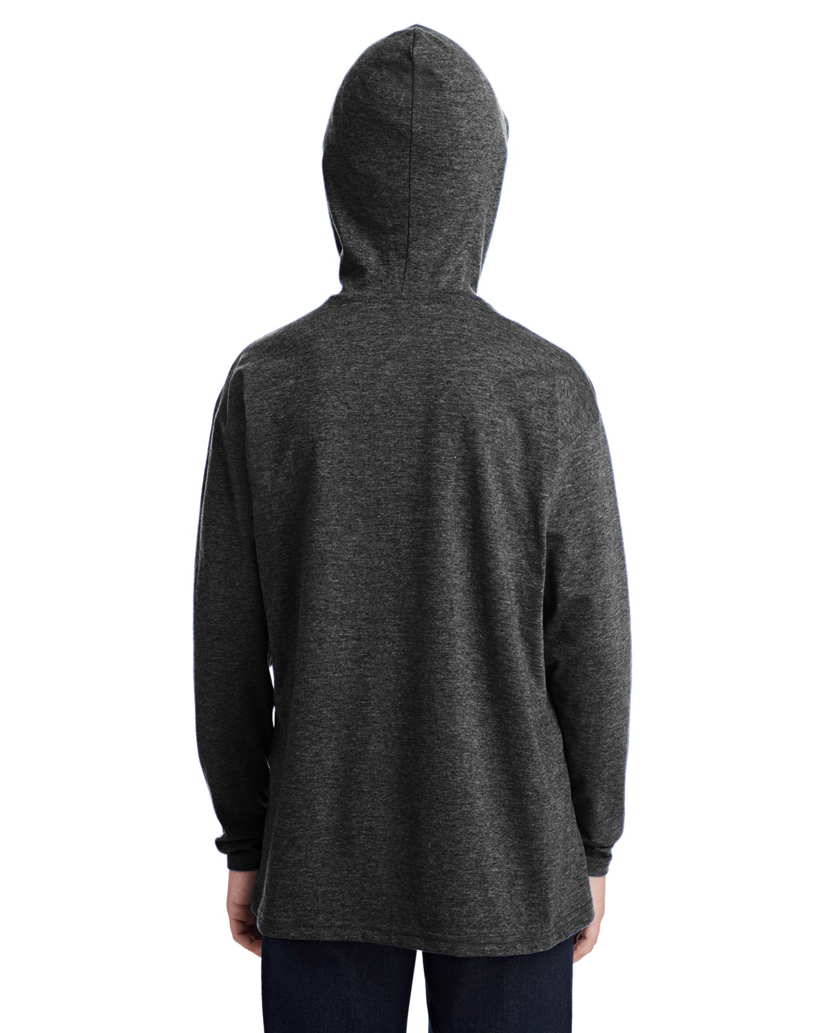 987B Anvil HEATHER DK GREY