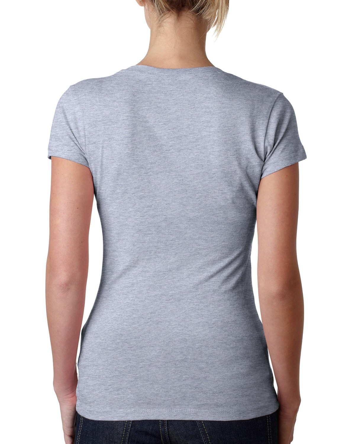3400L Next Level HEATHER GRAY