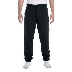 Jerzees 4850P Adult 9.5 oz. Super Sweats NuBlend Fleece Pocketed Sweatpants