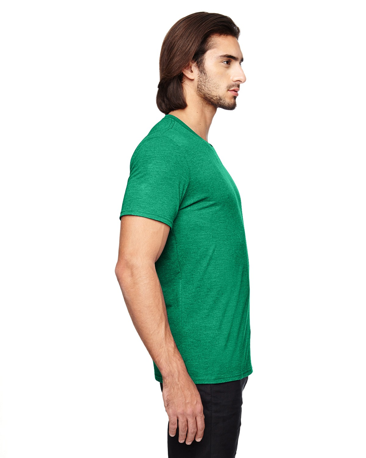 6750 Anvil HEATHER GREEN