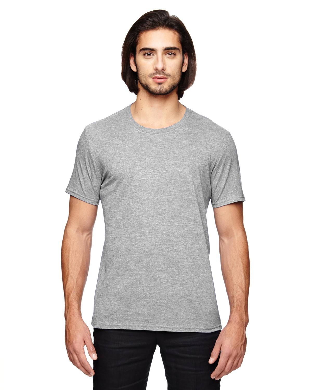 6750 Anvil HEATHER GREY