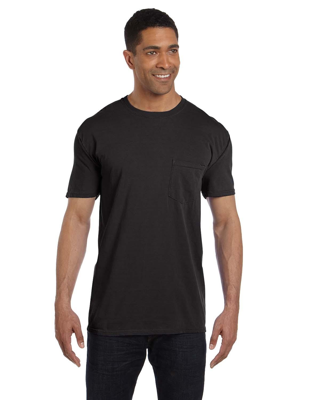 6030CC Comfort Colors BLACK