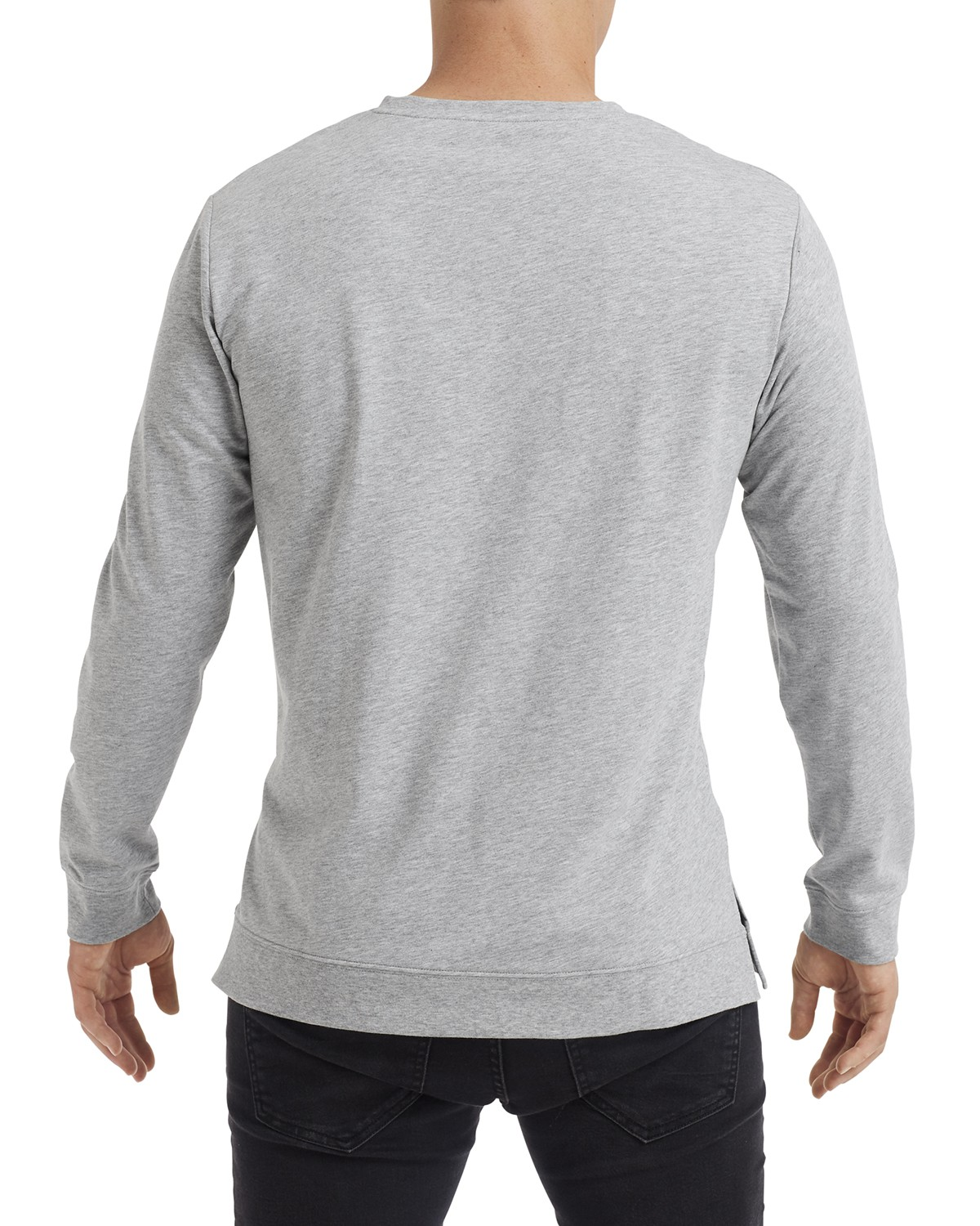 73000 Anvil HEATHER GREY