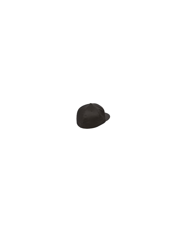 6297F Flexfit BLACK