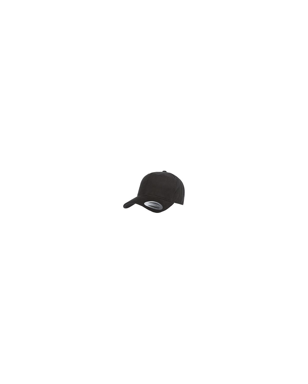 6363V Yupoong BLACK