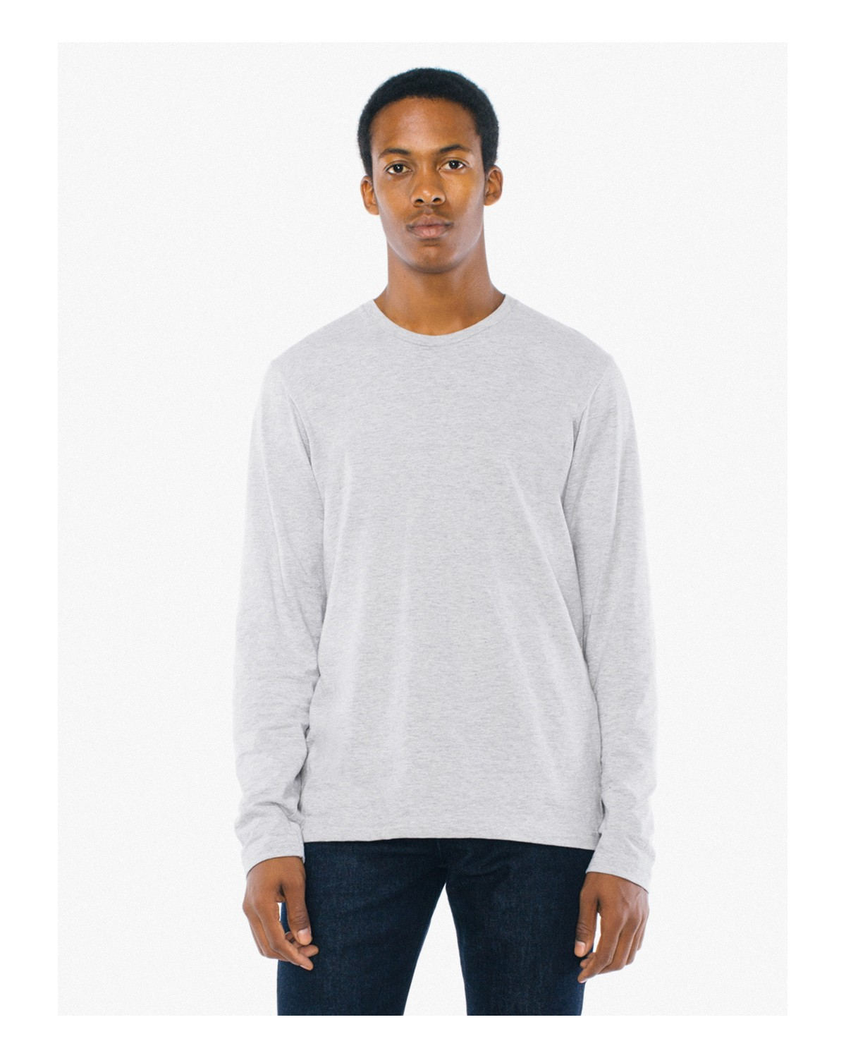 SA2426W American Apparel HEATHER GREY