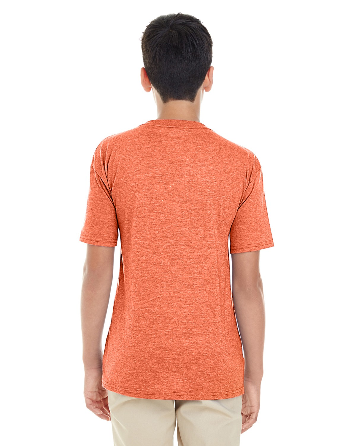G645B Gildan HEATHER ORANGE
