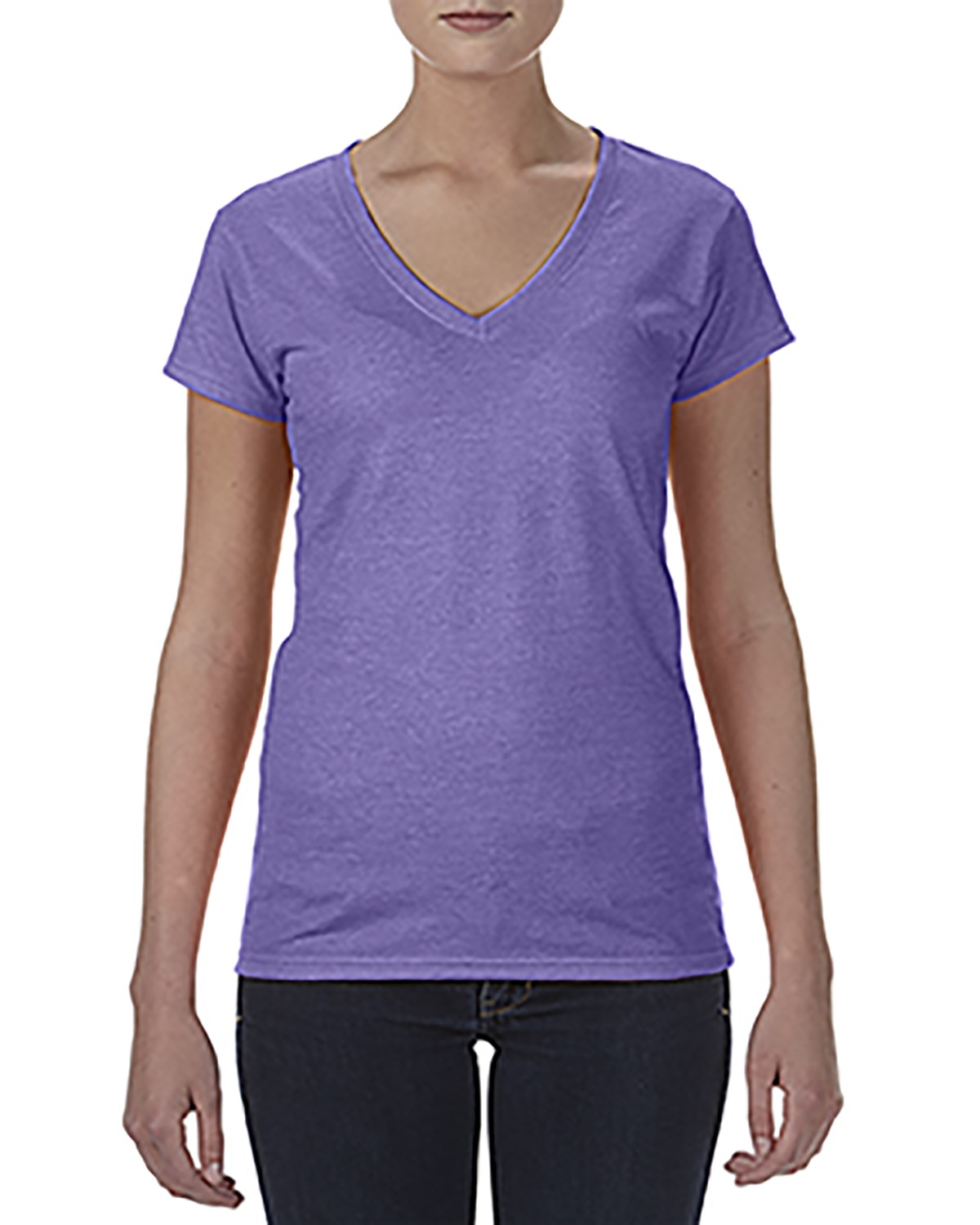 380VL Anvil HEATHER PURPLE