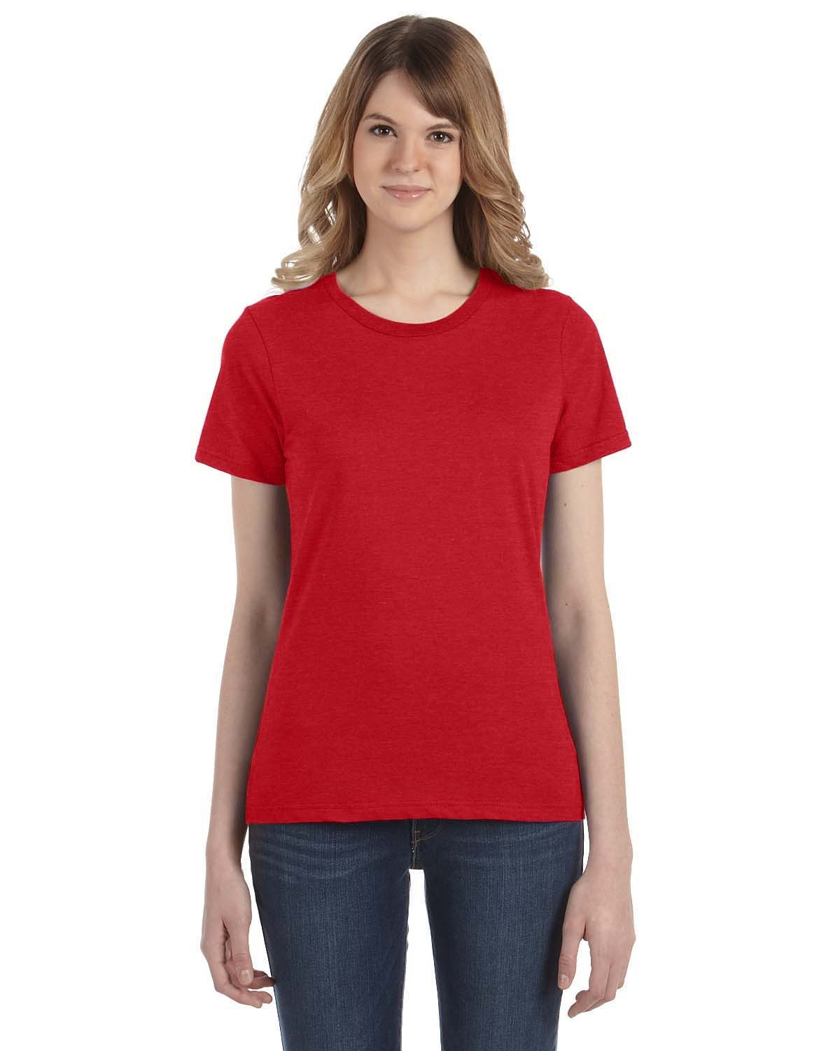 880 Anvil HEATHER RED