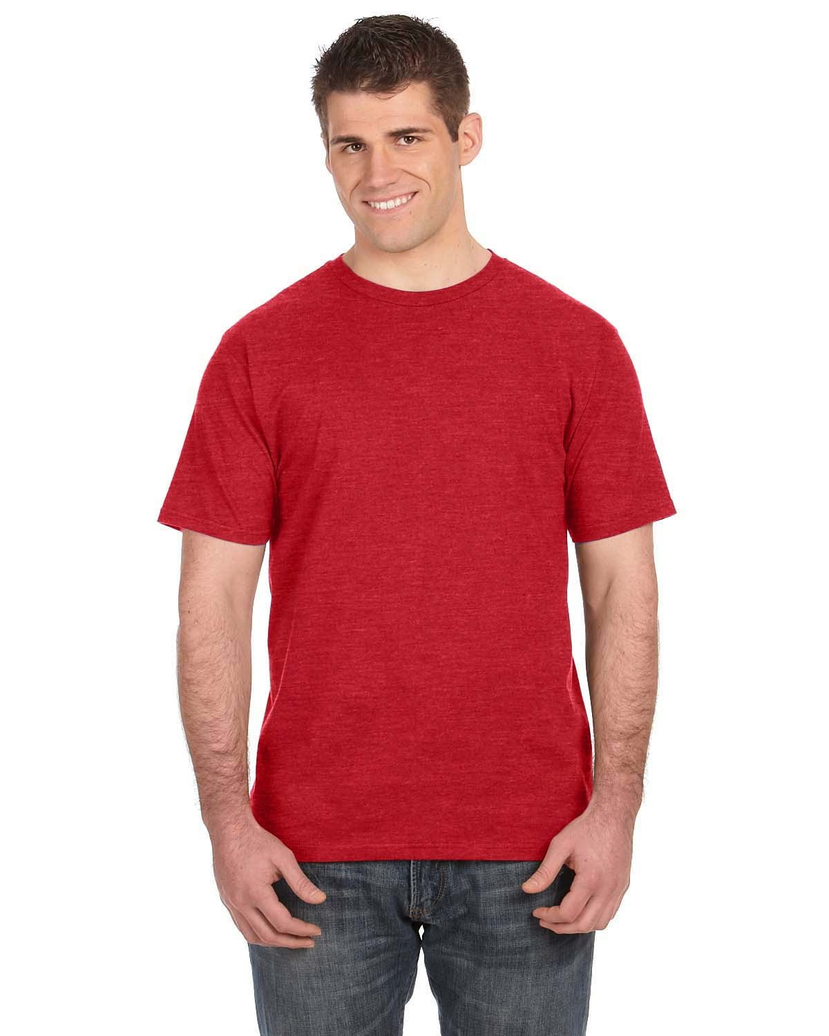 980 Anvil HEATHER RED