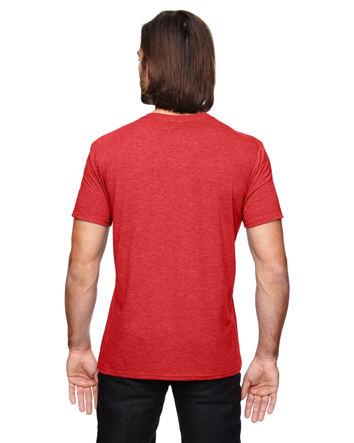 6752 Anvil HEATHER RED
