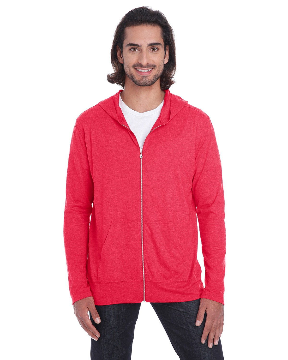 6759 Anvil HEATHER RED