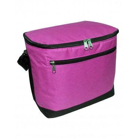 1695 Liberty Bags 1695 12-Pack Cooler HOT PINK