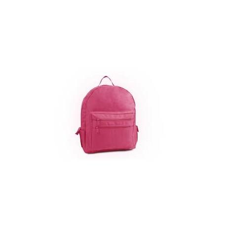 7707 Liberty Bags 7707 Backpack On A Budget HOT PINK