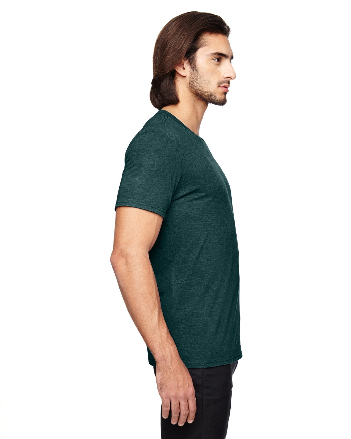 6750 Anvil HTH DARK GREEN