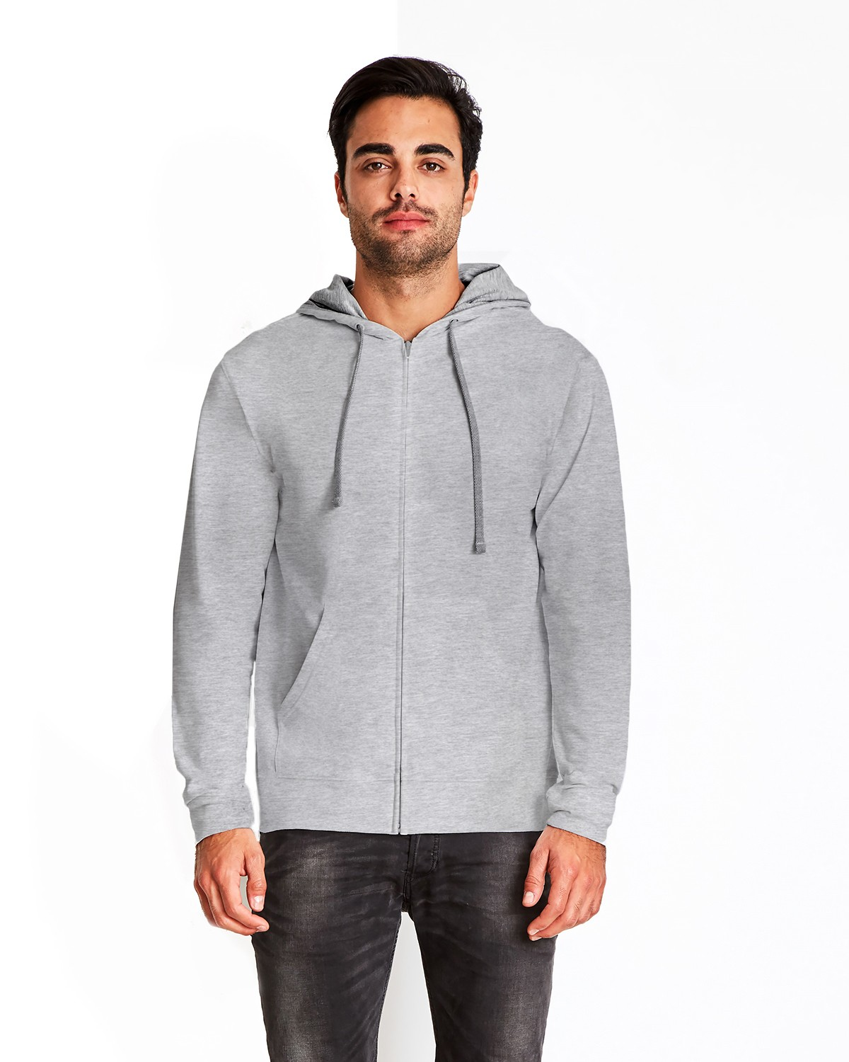 9601 Next Level HTH GRY/HTH GRY