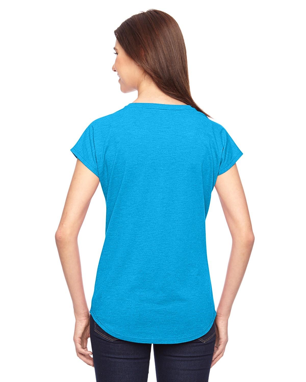 6750VL Anvil HTHR CARIB BLUE
