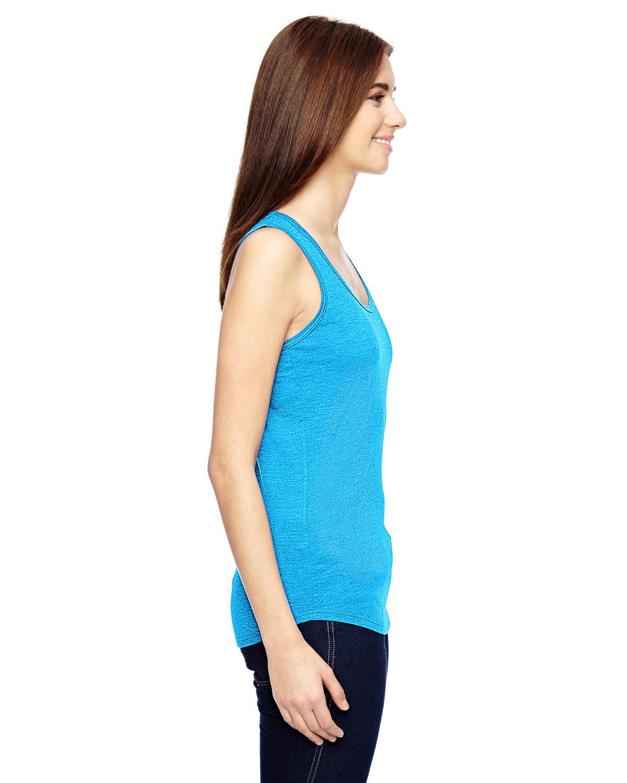 6751L Anvil HTHR CARIB BLUE