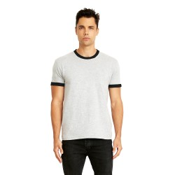 Next Level 3604 Unisex Ringer T-Shirt
