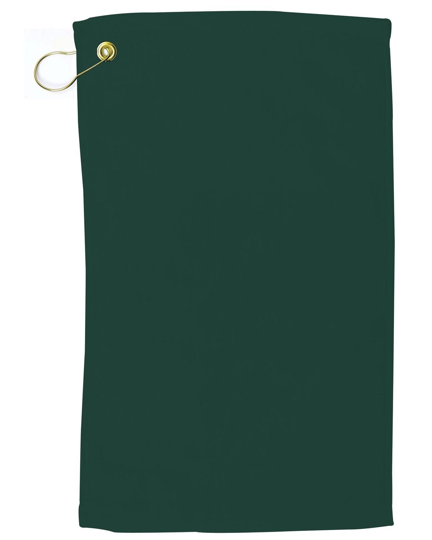 1118DEC Pro Towels HUNTER GREEN