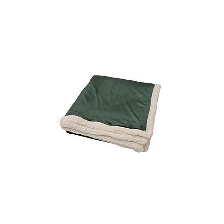 CHL5060 Pro Towels CHL5060 Challenger Lambswool Throw Kanata Blanket HUNTER GREEN