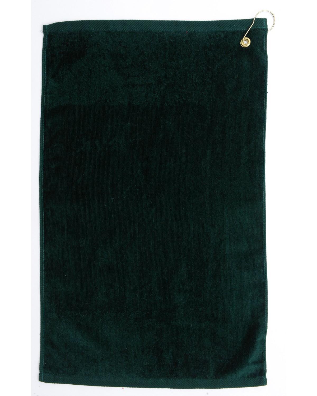 TRU25CG Pro Towels HUNTER GREEN