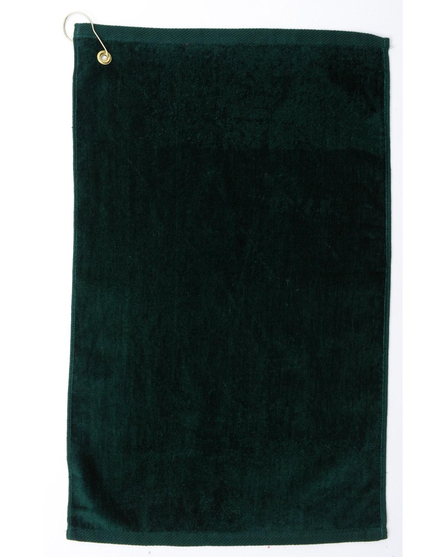 TRU35CG Pro Towels HUNTER GREEN
