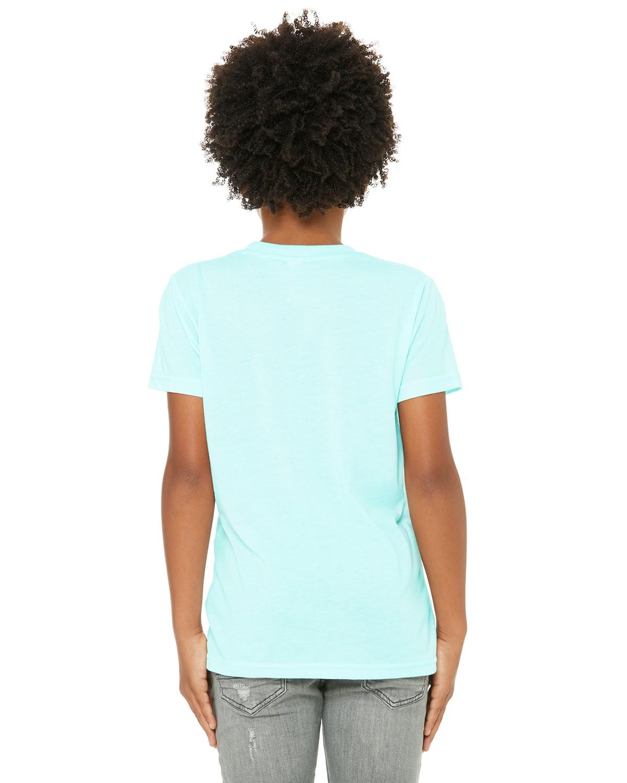3413Y Bella + Canvas ICE BLUE TRBLND
