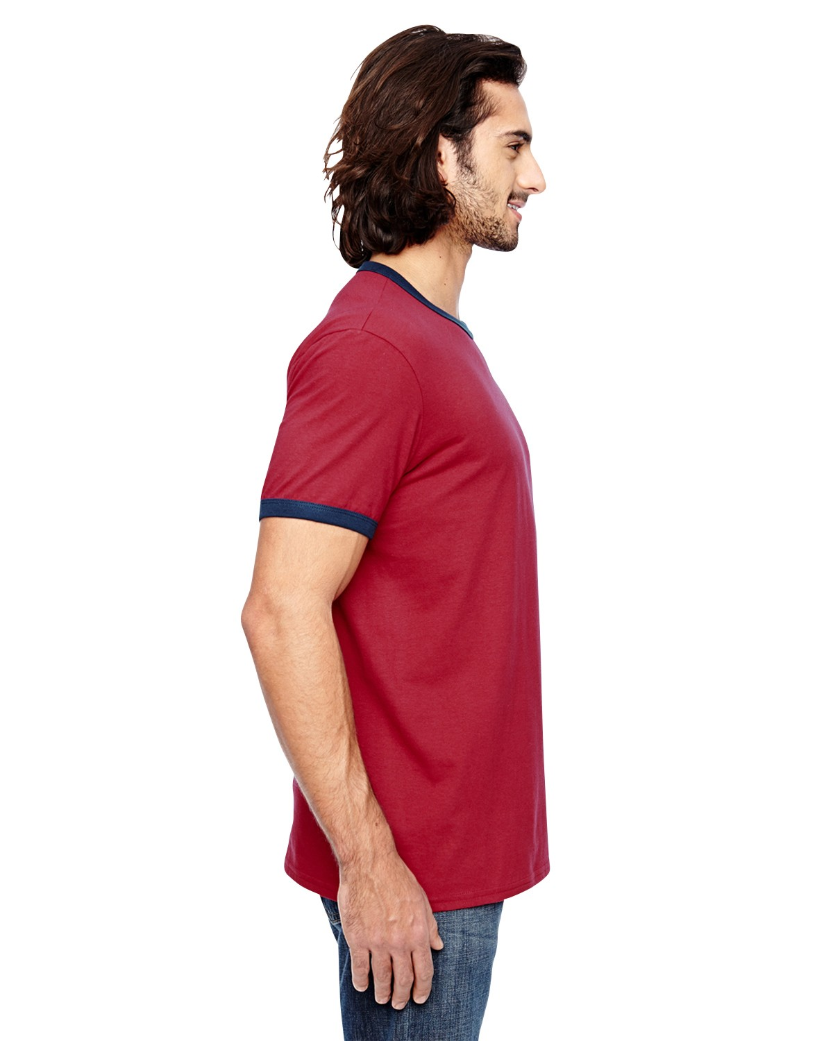 988AN Anvil IND RED/NAVY