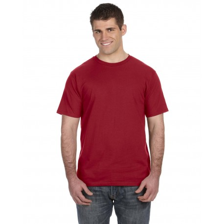 980 Anvil 980 Lightweight T-Shirt INDEPENDENCE RED