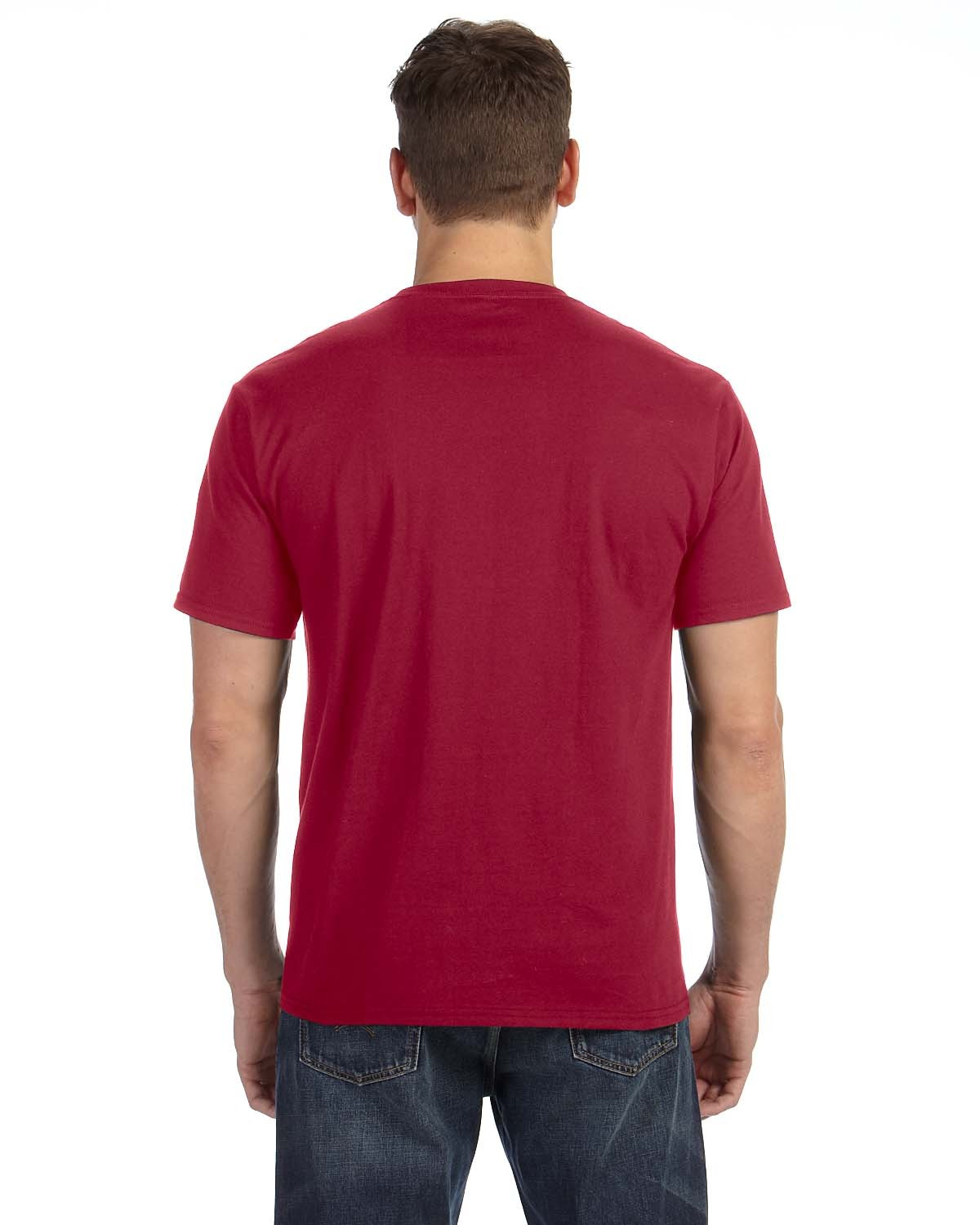 783AN Anvil INDEPENDENCE RED
