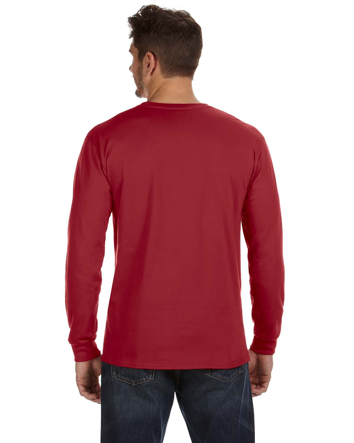 784AN Anvil INDEPENDENCE RED