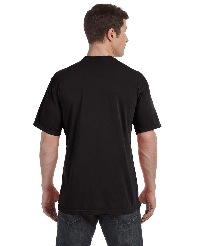 C4017 Comfort Colors BLACK