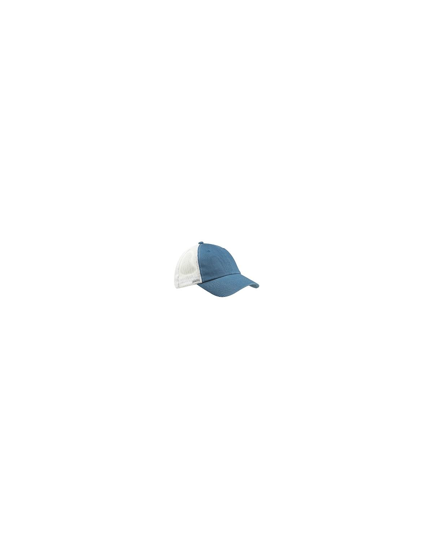 BA601 Big Accessories INDIGO/WHITE