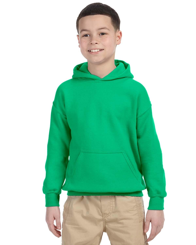 G185B Gildan IRISH GREEN