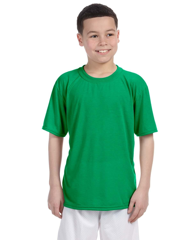 G420B Gildan IRISH GREEN