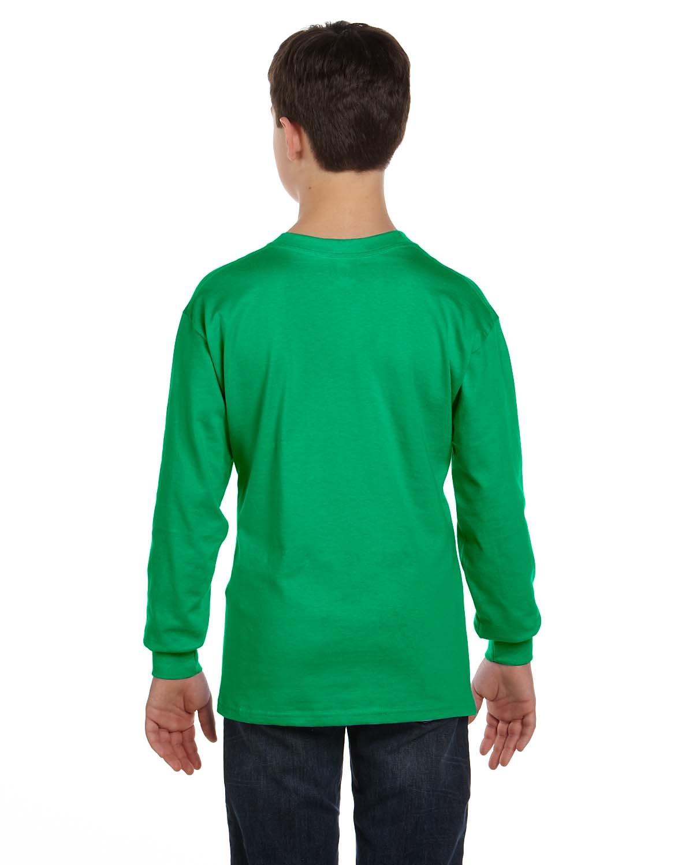 G540B Gildan IRISH GREEN