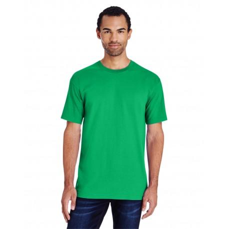 H000 Gildan H000 ADULT Hammer Adult 6 oz. T-Shirt IRISH GREEN