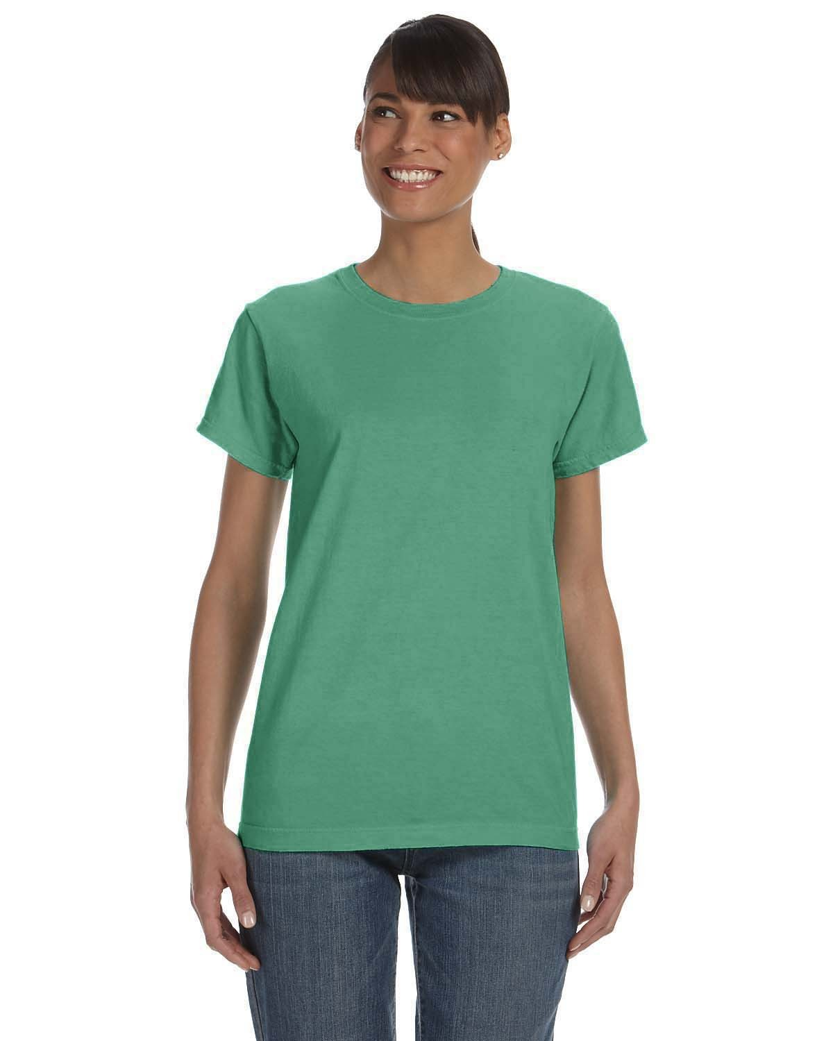 C3333 Comfort Colors ISLAND GREEN