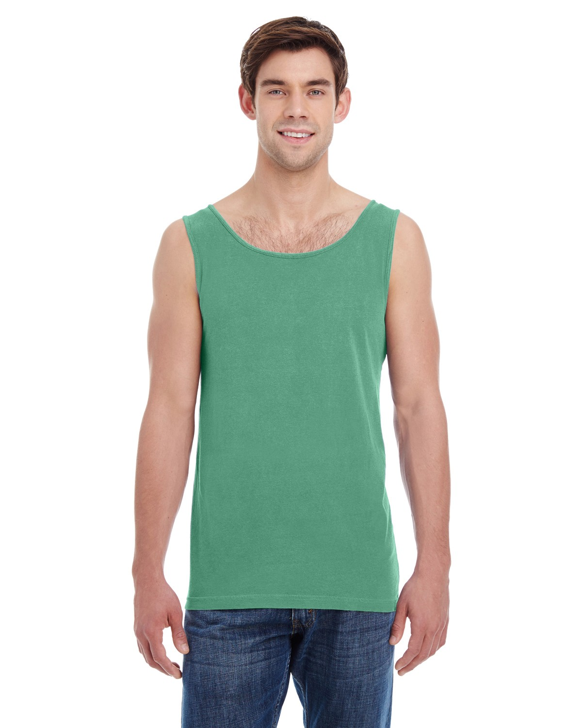 4360 Comfort Colors ISLAND GREEN