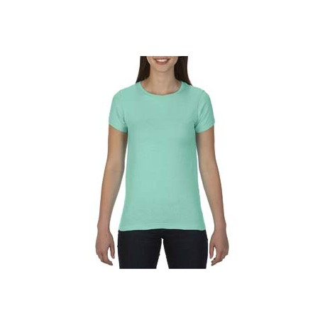 C3333 Comfort Colors C3333 Ladies' Midweight RS T-Shirt ISLAND REEF