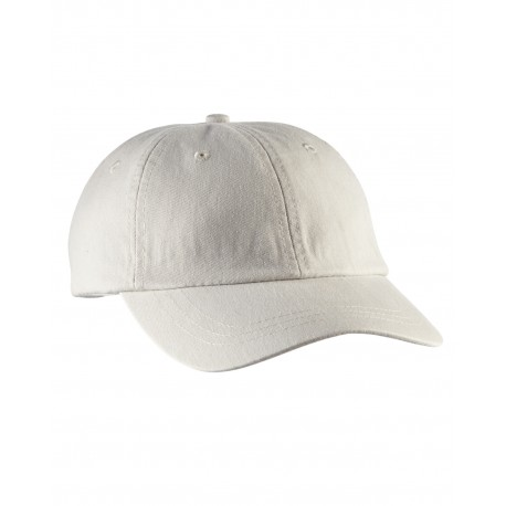 LO101 Adams LO101 Ladies' Optimum Pigment-Dyed Cap IVORY