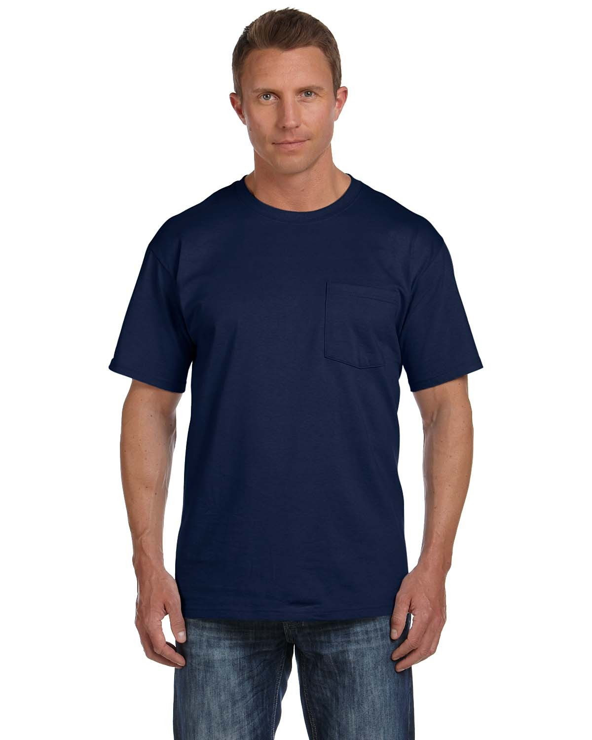 3931P Fruit of the Loom J NAVY