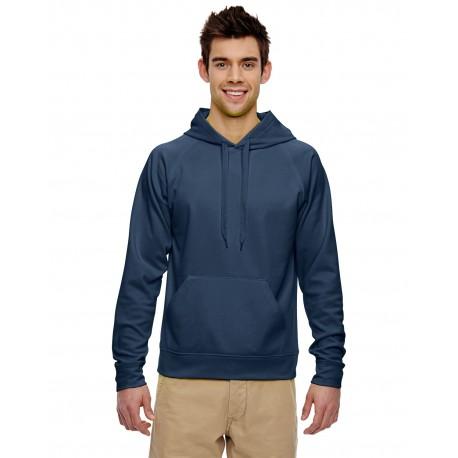 PF96MR Jerzees PF96MR Adult 6 oz. DRI-POWER SPORT Hooded Sweatshirt J NAVY