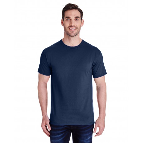 460R Jerzees 460R Adult 4.6 oz. Premium Ringspun T-Shirt J.NAVY