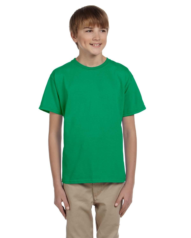5370 Hanes KELLY GREEN